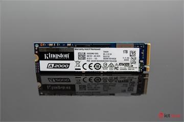Trải nghiệm ổ SSD Kingston A2000 NVMe PCIe: Ổ lưu trữ tốc độ cao, giá khoảng 3 triệu đồng