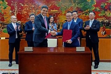 TIBCO và Đại học Hà Nội hợp tác mở Phòng thực hành phân tích dữ liệu tiên tiến