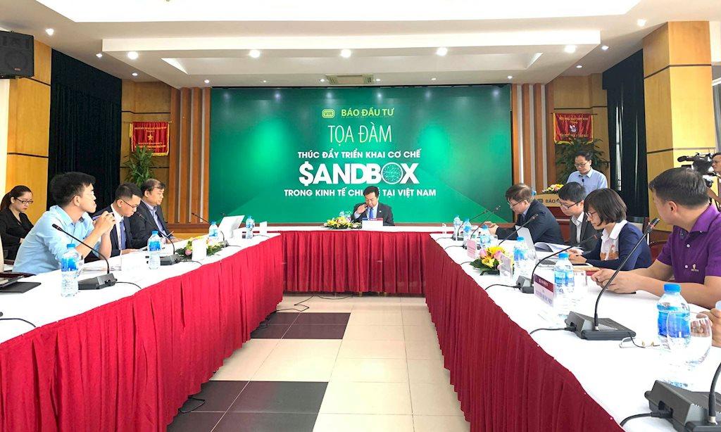 Triển khai Sandbox, cơ quan quản lý phải vượt qua chức năng thực thi pháp luật thông thường | Đề xuất thành lập Tổ công tác của Chính phủ về Sandbox