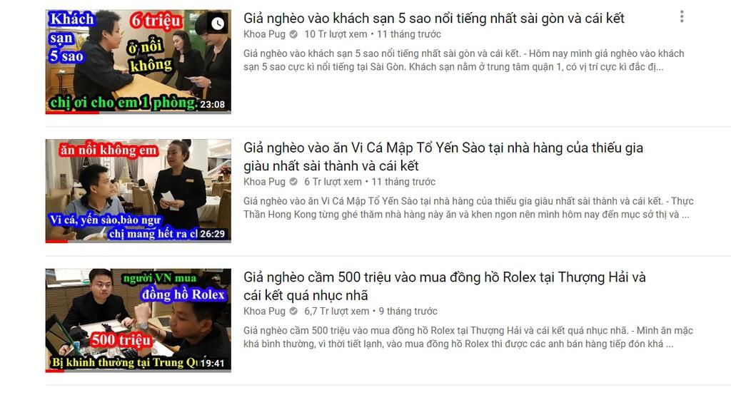 Cong thuc cau view gay tranh cai cua YouTuber Khoa Pug hinh anh 4
