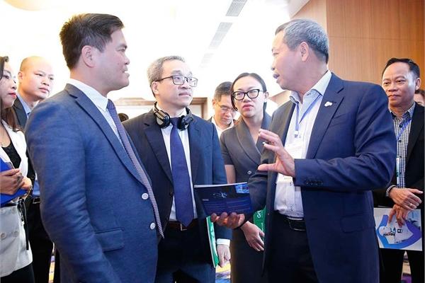 """Chủ tịch CMC: """"Việt Nam đủ điều kiện để thu hút đầu tư về công nghệ"""""""