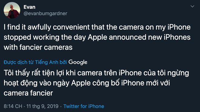 Co dung Apple co tinh lam cham iPhone cu de ban may moi? hinh anh 2