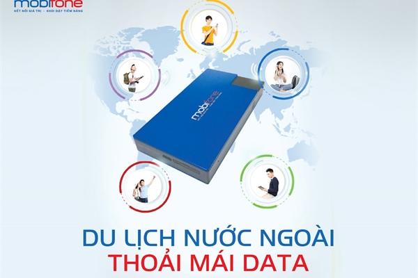 """Lướt data thả ga khi ở nước ngoài với MobiWiFi, giá """"mềm"""" và chất lượng miễn chê"""