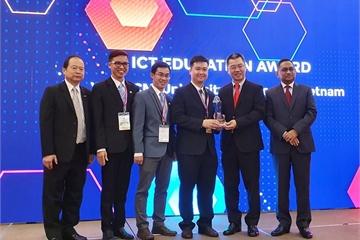 Vietnam Airlines, CMC, Đại học Khoa học Tự nhiên TP.HCM giành giải thưởng ASOCIO 2019