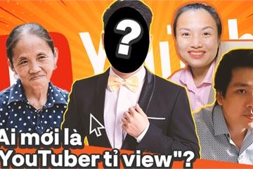 """Cuộc chiến đọ view giữa các kênh du lịch - ẩm thực hot nhất hiện nay: Khoa Pug, Bà Tân cũng phải """"chào thua"""" trước YouTuber này!"""