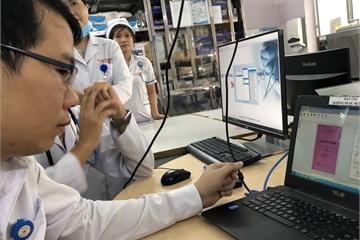 Hết năm 2020, tối thiểu 80% người dân Hà Nội, TP.HCM có hồ sơ sức khỏe điện tử
