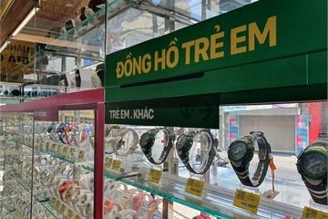 Thế Giới Di Động đánh sâu vào thị trường đồng hồ trẻ em