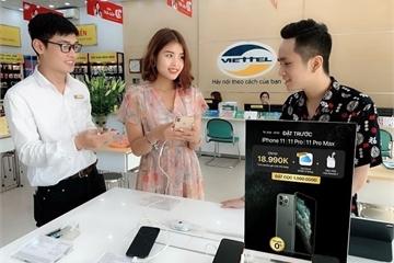 Những cách mua iPhone 11 được giảm giá ở Viettel Store