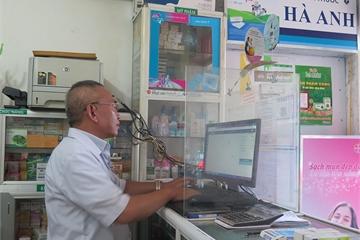 Hơn 66% cơ sở bán lẻ thuốc trong cả nước đã kết nối với Cơ sở dữ liệu dược quốc gia