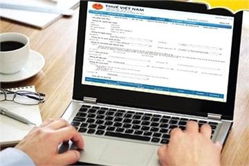 Bộ Tài chính: Đã có trên 99% doanh nghiệp kê khai và nộp thuế điện tử