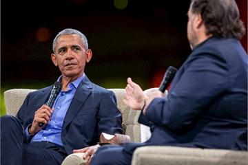 Cựu Tổng thống Obama nêu 3 vấn đề lo lắng nhất, 2 trong số này công nghệ đóng vai trò quan trọng