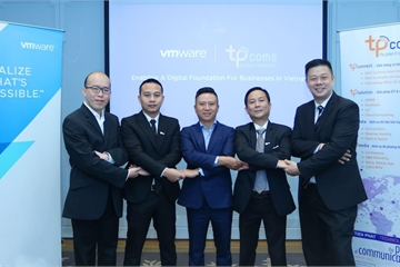 TPcoms trở thành đối tác triển khai dịch vụ đám mây được chứng nhận của VMware