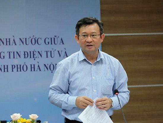 Giám đốc Sở TT&TT Hà Nội làm Phó trưởng Ban chỉ đạo xây dựng Chính quyền điện tử thành phố