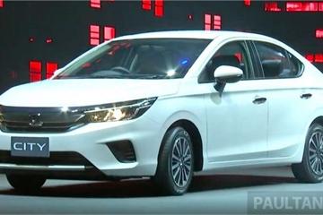 Honda City 2020 chính thức ra mắt: động cơ tăng áp 1.0L, giá 443 triệu đồng