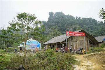 Vượt đèo ngang mang trường học mới tới trẻ em vùng cao Hà Giang