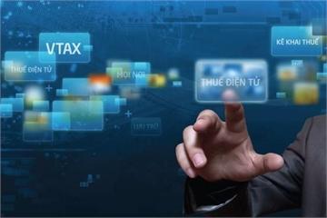 Thêm 18 tỉnh, thành bắt đầu sử dụng hệ thống dịch vụ thuế điện tử eTax