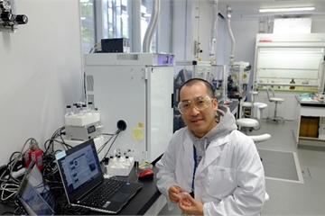 Tiến sỹ khoa học gốc Việt mong muốn hỗ trợ Việt Nam trong đổi mới sáng tạo
