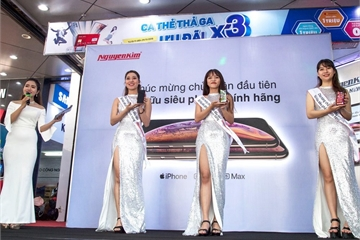 Bảng giá iPhone 11 chính hãng của Nguyễn Kim