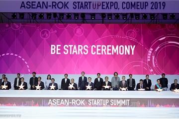 Thủ tướng dự Hội nghị Thượng đỉnh về khởi nghiệp ASEAN - Hàn Quốc