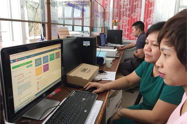 Bộ TN&MT cho phép các đơn vị tự đánh giá ứng dụng CNTT trên phần mềm