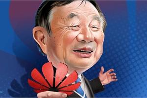 """Nhậm Chính Phi """"mạnh miệng"""" tuyên bố không có Google, Huawei vẫn có thể là số 1"""