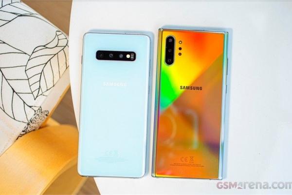 Lộ trình cập nhật Android 10 chính thức của Samsung