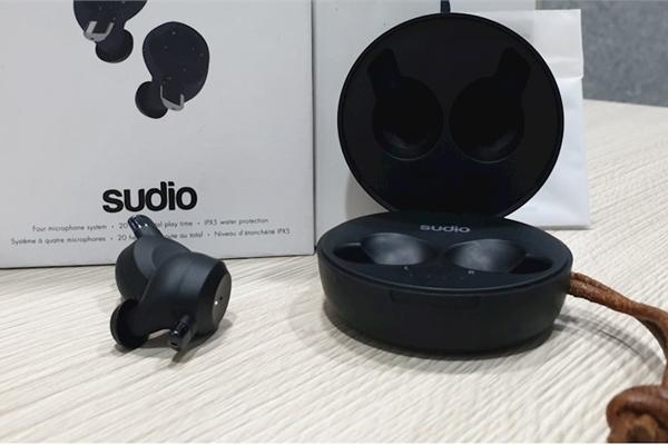 Sudio ra mắt mẫu tai nghe không dây Fem, thời lượng sử dụng lên tới 20 giờ