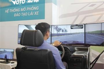 Lần đầu tiên Việt Nam có hệ thống mô phỏng đào tạo lái xe ô tô chuẩn quốc tế