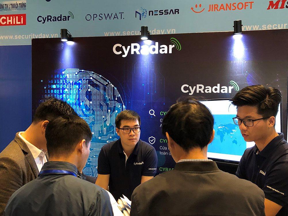 Startup CyRadar ra mắt hệ thống phân tích mối nguy hại sử dụng trí tuệ nhân tạo   Ra mắt hệ thống phân tích mối nguy hại sử dụng trí tuệ nhân tạo CyRadar AI Engine