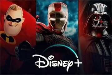 """Chỉ sau 2 tuần, Disney+ chứng minh sức mạnh """"không phải dạng vừa đâu"""""""