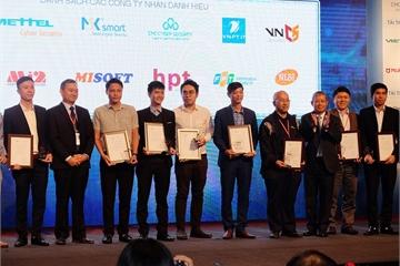 """Vinh danh 25 sản phẩm, dịch vụ an toàn thông tin """"Make in Vietnam"""" chất lượng cao, tiêu biểu năm 2019"""