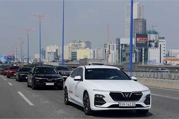 VinFast tung chương trình miễn lãi vay 2 năm đầu cho khách mua xe Lux