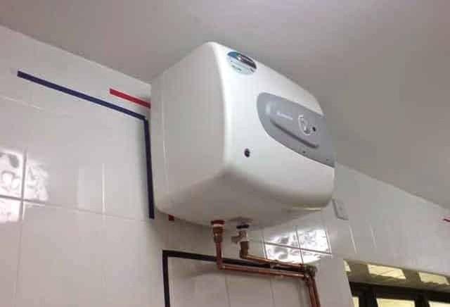 Kiểu dùng bình nóng lạnh mùa đông khiến bạn méo mặt với hóa đơn điện