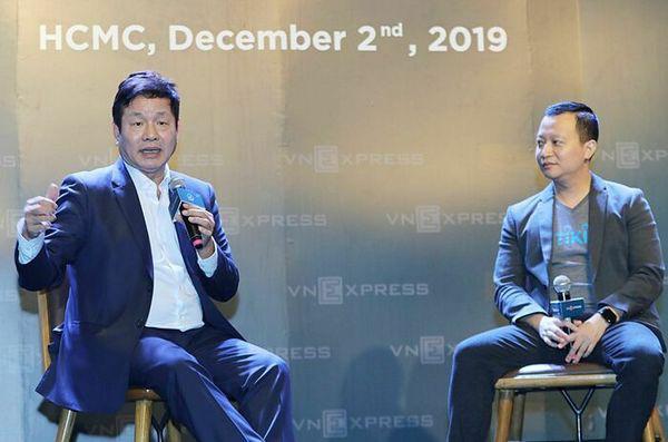 """Chủ tịch Trương Gia Bình: Nếu giờ ai muốn đầu tư vào TMĐT thì tôi bảo """"thôi quên đi, muộn quá rồi"""" - Ảnh 1."""