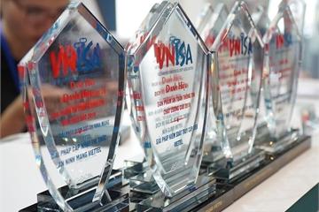 Viettel thắng áp đảo các giải thưởng An toàn thông tin năm 2019