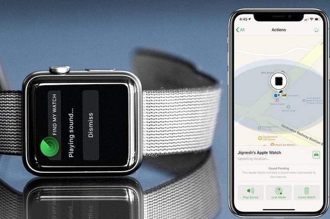 Quên tắt Apple Watch, kẻ trộm bị bắt ngay sau khi chủ nhân bật tính năng Find My iPhone - Ảnh 1.
