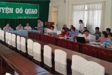 Sở TT&TT Kiên Giang đẩy mạnh thực hiện công tác cải cách hành chính