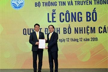 Bộ TT&TT bổ nhiệm ông Phan Thảo Nguyên làm Thành viên Hội đồng thành viên Vietnam Post