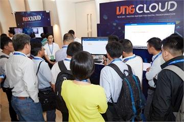 VNG trình diễn các giải pháp đám mây dành cho doanh nghiệp