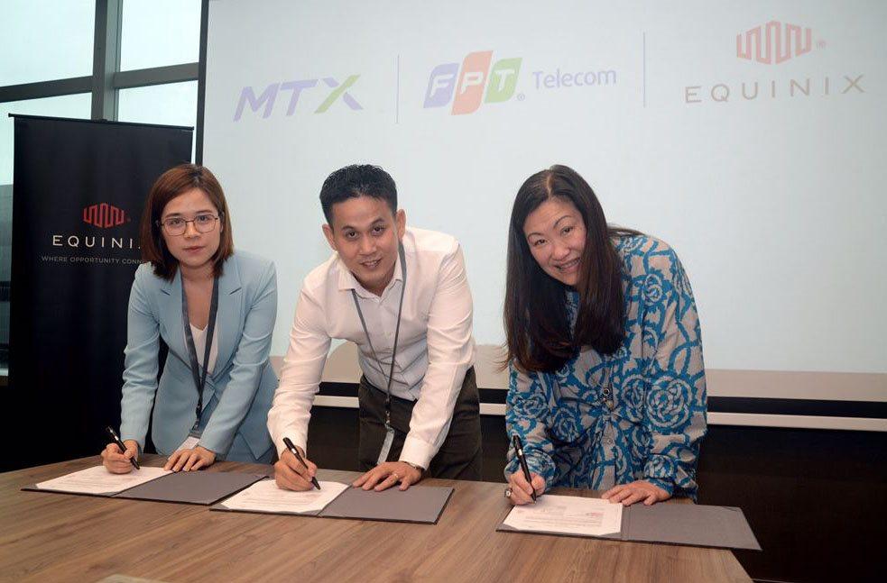 FPT Telecom International công bố hợp tác với công ty cung cấp trung tâm dữ liệu và kết nối toàn cầu Equinix | Hợp tác cùng Equinix, FPT Telecom International muốn hỗ trợ doanh nghiệp Việt vươn ra thế giới