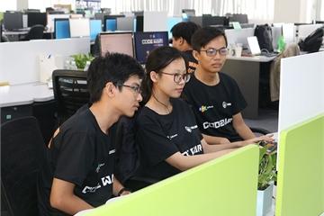 Lập trình viên Cần Thơ so tài trong sân chơi lập trình Code War 2019