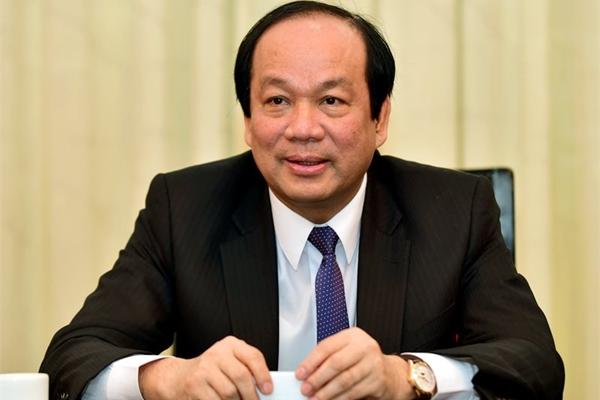 Bộ trưởng Mai Tiến Dũng gửi thư ngỏ mời cá nhân, doanh nghiệp sử dụng Cổng Dịch vụ công Quốc gia