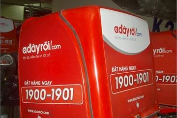 Adayroi chỉ tạm ngưng cho một vụ sáp nhập nội bộ, không phải ngừng hoạt động