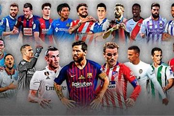 SCTV công bố bản quyền phát sóngGiải vô địch quốc gia Tây Ban Nha - LaLiga Santander