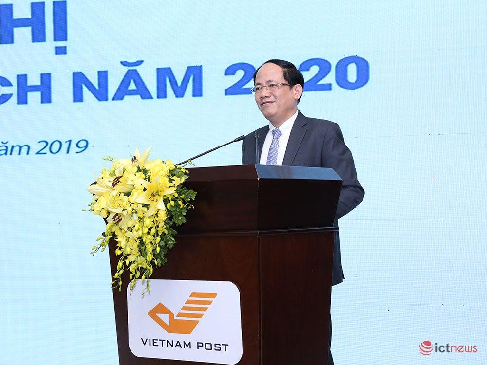 Xây dựng Đề án phát triển thương mại điện tử quốc gia để thị trường thương mại điện tử phát triển tốt hơn  Thứ trưởng Bộ TT&TT Phạm Anh Tuấn: Bưu chính sẽ là lĩnh vực có nhiều đột phá thời gian tới