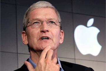 Tim Cook toan tính gì khi để Apple tham dự CES 2020?