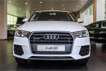 Audi Việt Nam triệu hồi Q3 để sửa lỗi