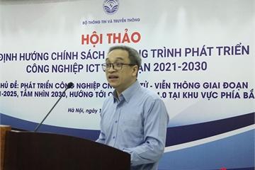 Bộ TT&TT: Ngành công nghiệp CNTT, điện tử, viễn thông Việt Nam vẫn phụ thuộc DN FDI, chưa nhiều sản phẩm thương hiệu Việt