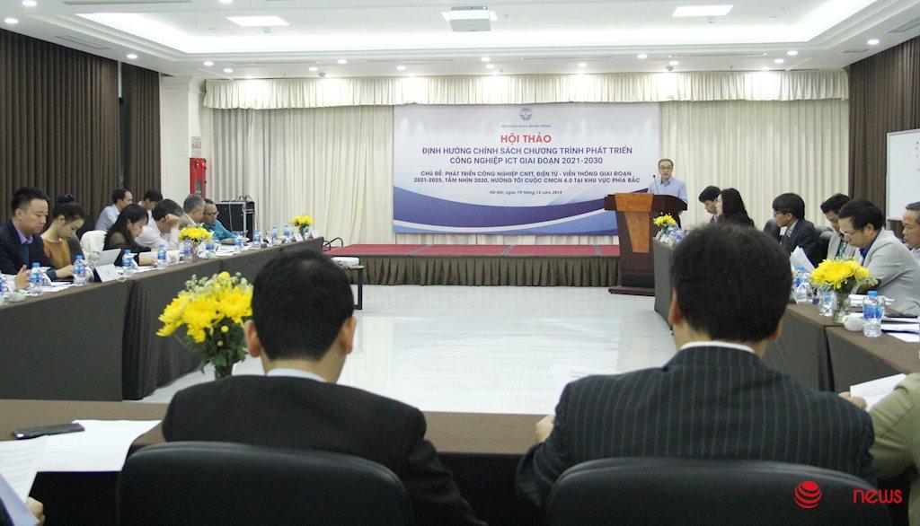 """Chủ tịch CMC: Cần có các chính sách khuyến khích người Việt Nam dùng sản phẩm CNTT """"Make in Vietnam"""""""