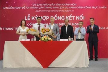 Khánh Hoà hợp tác Ví MoMo triển khai thanh toán điện tử cho trung tâm dịch vụ hành chính công trực tuyến